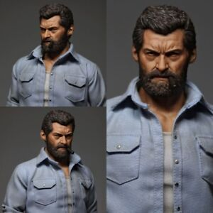 Eleven Logan Cigar Oldman 1/6 Scale action figure (not Hot Toys)