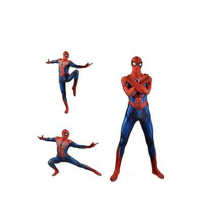 Spiderm Homecoming Zentai Into the Spider-Verse Black Venom Iron Man Outfit Suit - Iron Man Outfit
