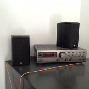 Sound System - Speakers and Receiver