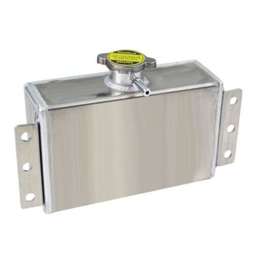 Universal Alloy Aluminum Coolant Expansion Fill Tank