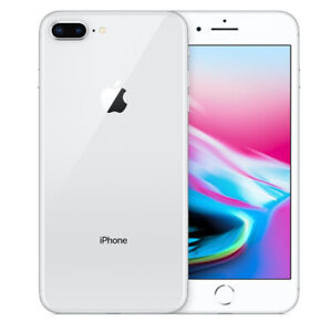 LIKE NEW -256GB iPhone 8 WHITE +ACCESSORIES+UNLOCKED