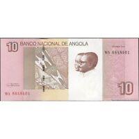 Twn - Angola 151b - 10 Kwanzas 10/2012 Unc - Prefix Wa -  - ebay.it