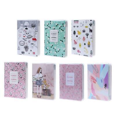 Cute Daily Monthly Weekly Planner Notebook Agenda Calendar School Supplies Gift