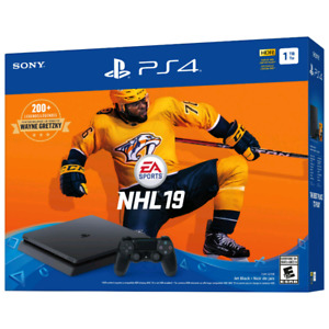 Ps4 slim 1 TB with 3 games and 20% code