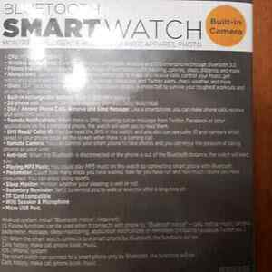 Blue tooth smart watch London Ontario image 3