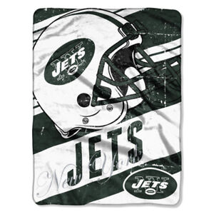 NFL Microplush Throw, JETS, New
