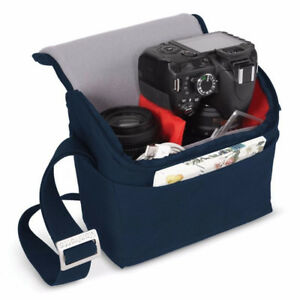 Manfrotto Stile Camera Bag - Amica 10 - (BLUE) - BNWT
