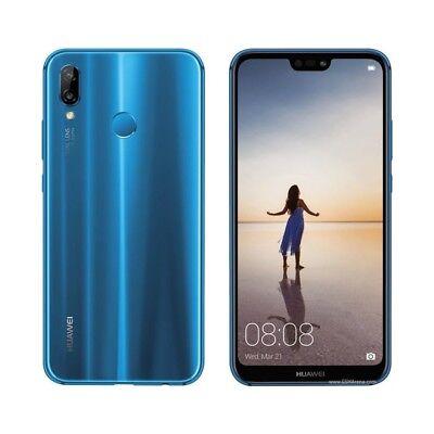HUAWEI P20 LITE 64GB DUAL SIM BLUE BLU 5,8 4GB RAM GAR ITALIA 64 GB NO BRAND
