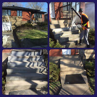 PRESSURE WASH CLEANING FOR RESIDENTIAL COMMERCIAL AND INDUSTRIAL