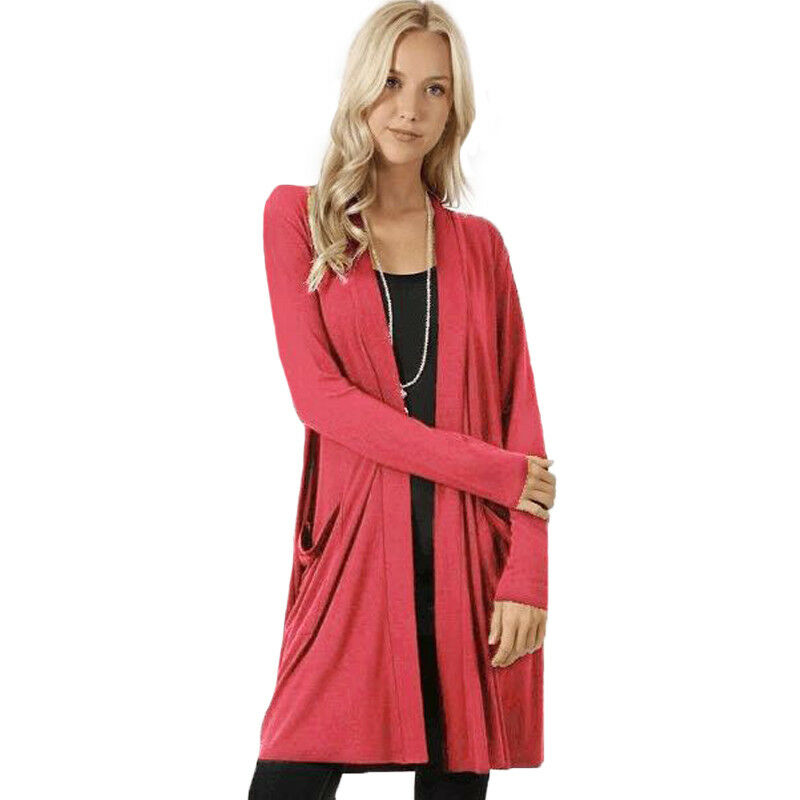TEELONG Pullover Damen Tassel irregul/äre Cardigan gestrickte Sweater Poncho Shawl Mantel Jacke Outwear Langarmshirt Sweatshirt Kapuzenpullover Sweatshirt Pulli Tunika Bluse