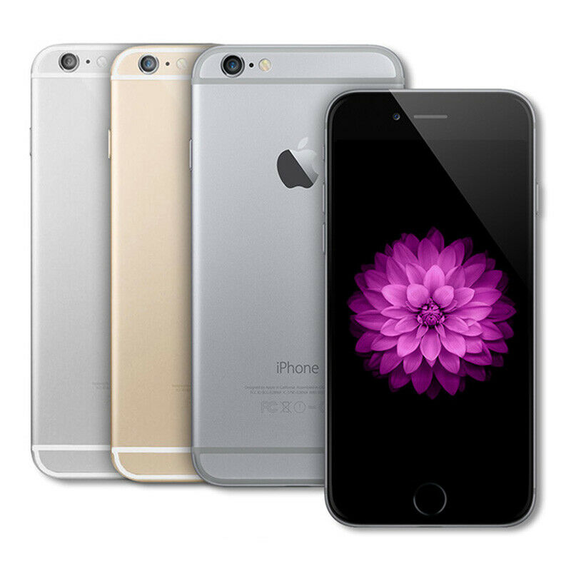 Apple iPhone 6 128GB Unlocked Excellent