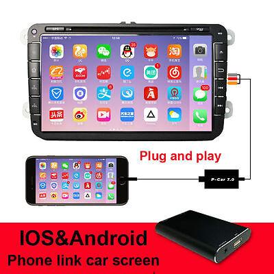 2019 USB Mira Turn Box iPhone Android Screen Mirroring Car Stereos/Audio Airplay