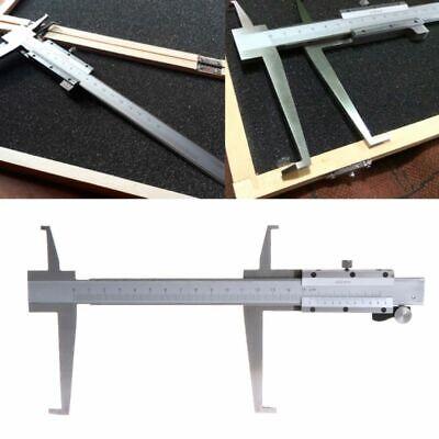 Inside Groove Vernier Caliper 9-150mm0.02 Stainless Steel Inner Calipers 2 Claw