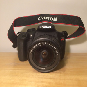 CANON EOS REBEL T5 (brand new)