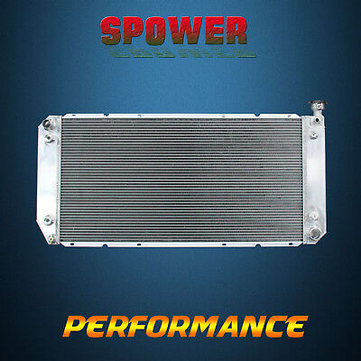 3-Row/CORE Aluminum Radiator For Chevrolet C1500 2500 K1500 R25 AT MT 94-00
