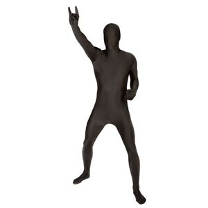 Black morph Suit  - worn once only
