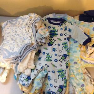 Pyjamas pour bébé garcon