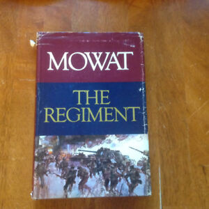 The Regiment by Farley Mowat