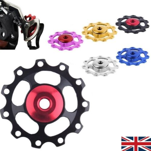 Upgraded Cycling Parts Bike Derailleur  MTB Pulley Guide Bicycle Jockey
