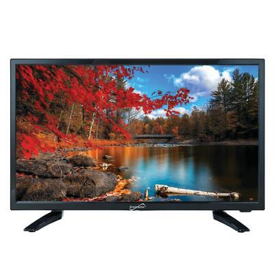 SuperSonic 22 Inch Widescreen HDTV with HDMI & USB Input AC/DC RV Compatible
