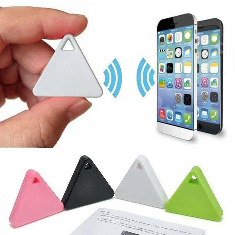 GPS Mini Tag Smart Tracker Bluetooth Wallet Key Finder Locat