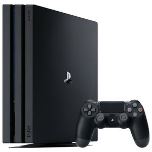 ps4 pro barely used 1tb