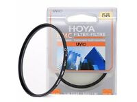 Hoya 58mm HMC UV(C) Filter (Brand New)