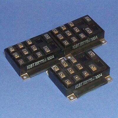 Toshiba Fanuc 100a Igbt Transistor A50l-1-0212 Lots Of 3