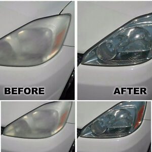 Headlight restoration mobile