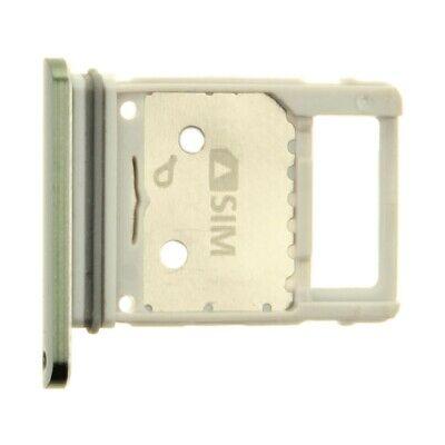 SIM Micro SD Card Tray for Samsung Galaxy S7 Active Green