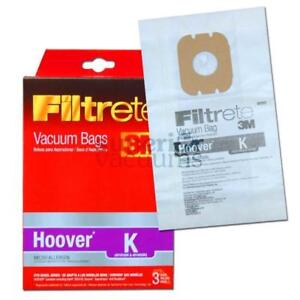 Paper Bag Type K 3 Pack 3M Fits Spirit Canister