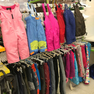 Snow pants for toddler girls