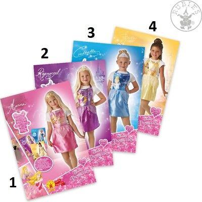 Disney Princess Kleid Kostüm 3-6 J. Aurora Rapunzel Cinderella Belle 1233417213 ()