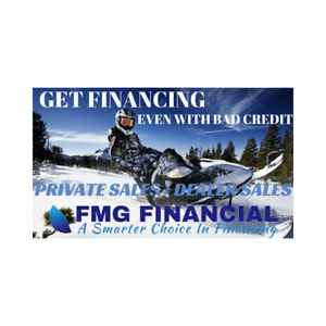 FMG Financial can get you financed! Better than the banks!
