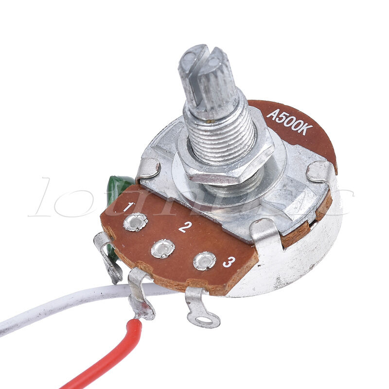 way toggle switch wiring image wiring diagram 5pcs guitar wiring harness 3 way toggle switch 1v1t 500k pots for on 6 way toggle