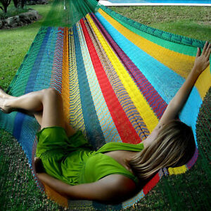 Mayan Hammocks Handwoven in Mexico - Great Quality & Choice