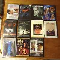 DVD'S for sale - Please! They need to be gone