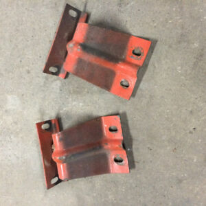 1967 1968 1969 1970 Mustang fastback Shelby trap door hinges