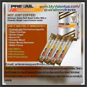 Free samples of slim roast coffee 100% natural for lose weight