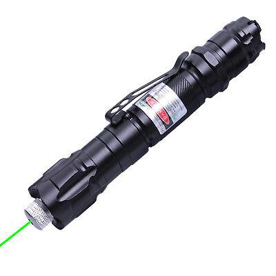 Powerful 3000MW gypsophila laser pen green laser flashlight Waterproof 8000M RAN