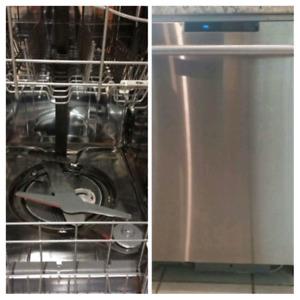Samsung Stainless steel Dishwasher $160