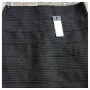 Ladies elastic skirt