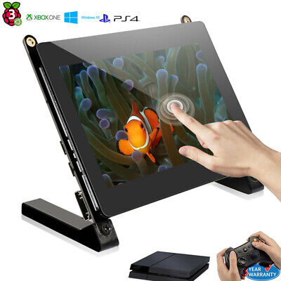 2020 NEW Portable Touch Screen Monitor Display LCD For Raspberry Pi Mini PC