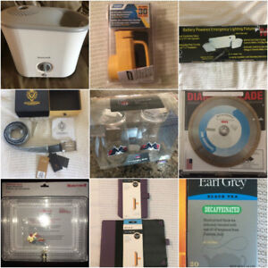 New - Household Items