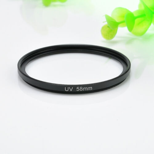 Polarizing UV Filter 58mm Circular Lens Protector for Canon Rebel 18-55mm