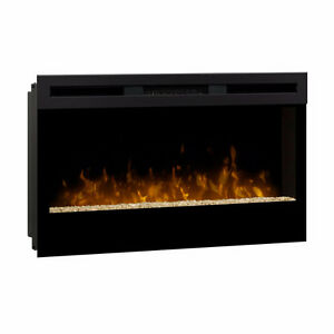 34 Electric fireplace