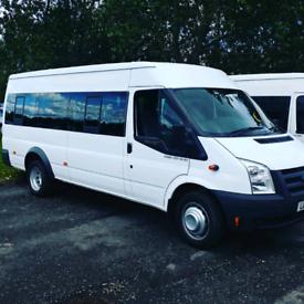 Psv minibus wanted 17 seat