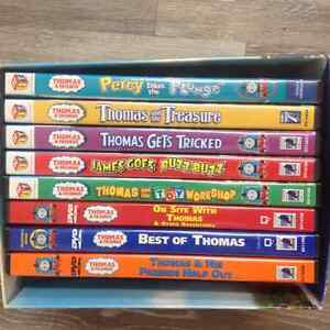 Kid's DVDs Thomas the Train