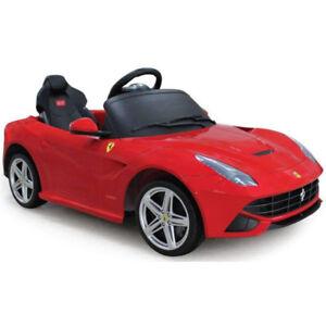 Licensed Ferrari F12 Berlinetta kids ride on car