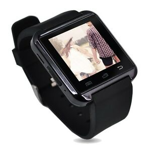 smart watch with touch screen